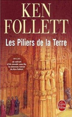 - Les piliers de la Terre de Ken Follet ________________ -