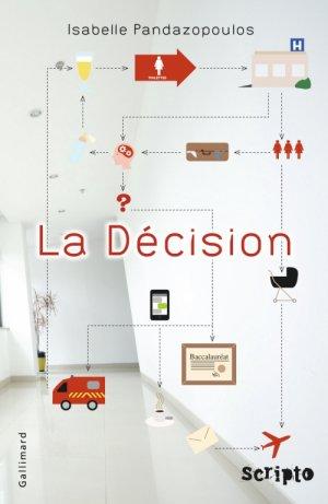 - La décision de Isabelle Pandazopoulos ________________ -