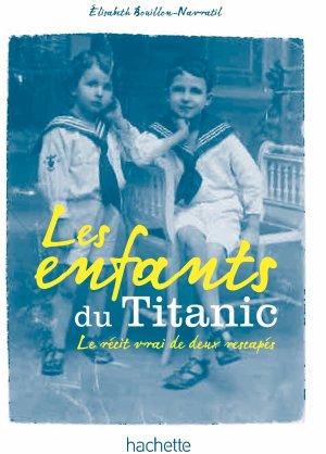 - Les enfants du Titanic de Elisabeth Nevratil ________________ -