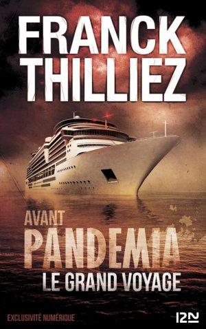 - Le grand voyage de Franck Thilliez ________________ -