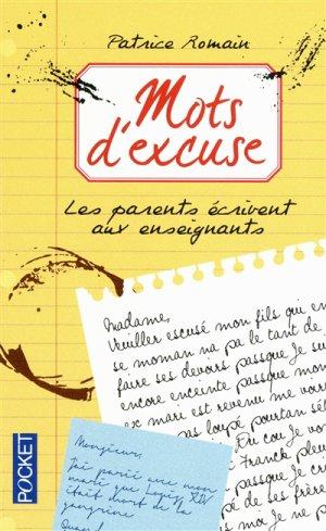 - Mots d'excuse de Patrice Morin ________________ -