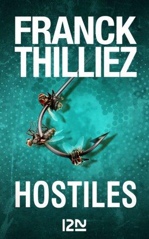 - Hostiles de Franck Thilliez ________________ -