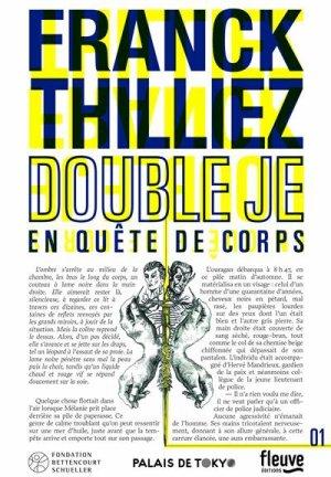 - Double je de Franck Thilliez ________________ -