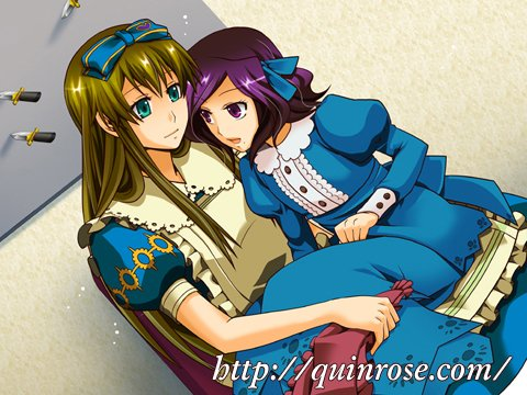 Omochabako no kuni no Alice ~ Wonderful Wonder World ~