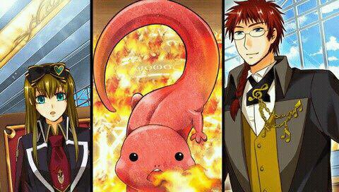 Professeur Goround et la Salamandre