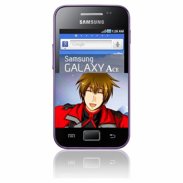 Samsung GALAXY ... Ace ?!