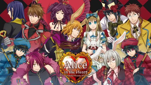 Alice in the Heart : Wonderful Wonder World