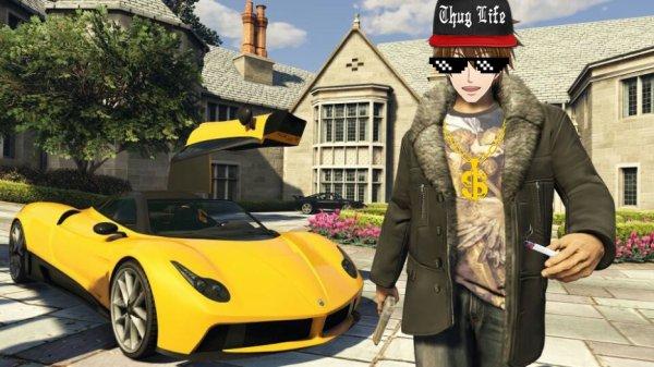 Ace n'a pas choisit la Thug Life ... La Thug Life l'a choisi. (GTAce)