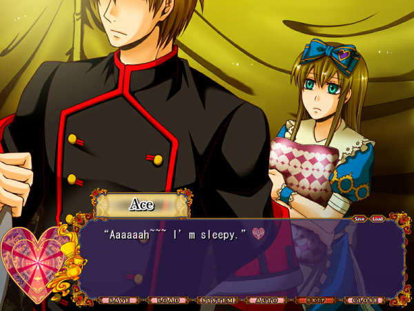 Heart no kuni no Alice : Route Ace - Partie 4 : Le camping sauvage commence !