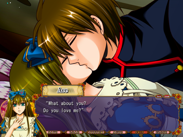 Heart no kuni no Alice : Route Ace - Partie 5 : Confession !