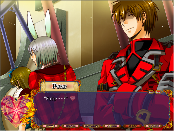 Heart no kuni no Alice : Route Ace - Partie 6 : Le bal