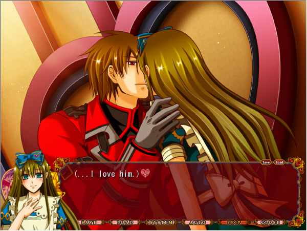 Heart no kuni no Alice : Route Ace - Partie 7 : Fin