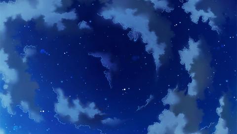 Les étoiles ...