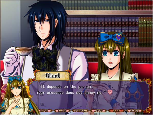 Heart no kuni no Alice : Route Blood - Partie 1 : Un point commun