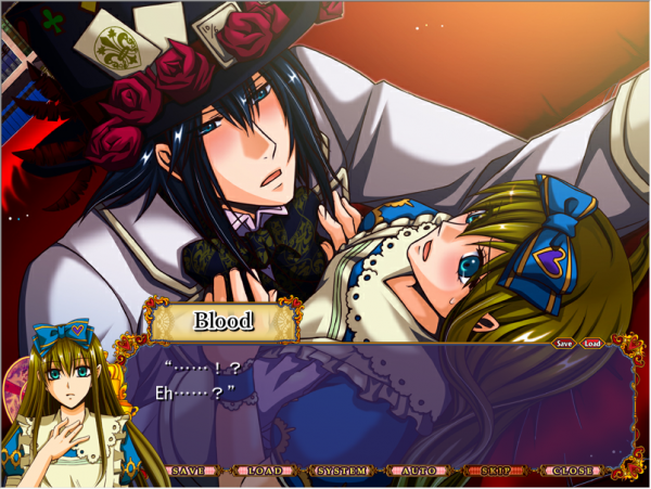Heart no kuni no Alice : Route Blood - Partie 3 : Leur relation fait un bond ...