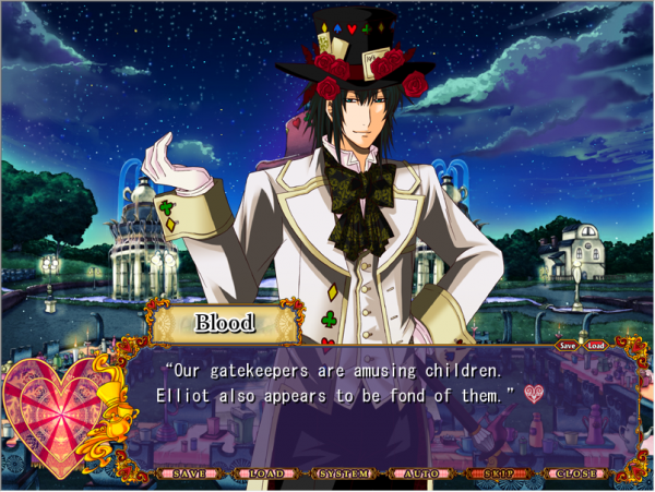 Heart no kuni no Alice : Route Blood - Partie 4 : Bon sang, que cet homme est jaloux !