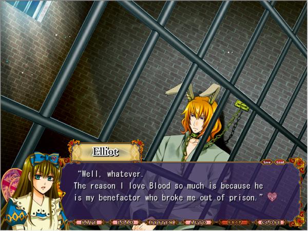 Heart no kuni no Alice : Route Blood - Partie 5 : Le bal