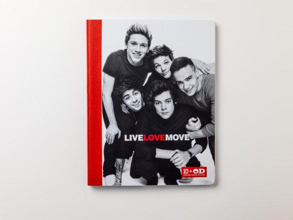 One Direction :  Leur new  photoshoot délirant de 1D+OD pour lutter contre le harcèlement