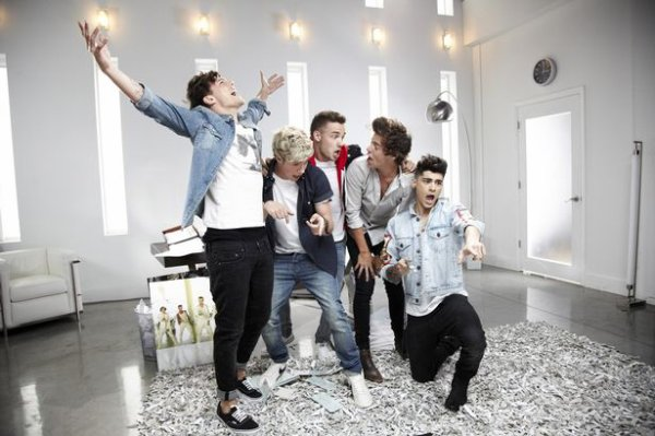 One Direction : Best song ever , le clip enfin dévoilé !