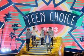 One Direction : leurs photos aux Teen Choice Awards 2013 !!