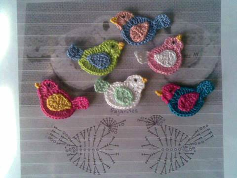 petits oiseaux....☺