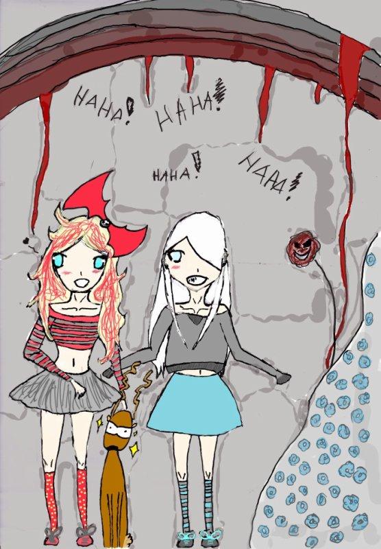 Shin et Alice !
