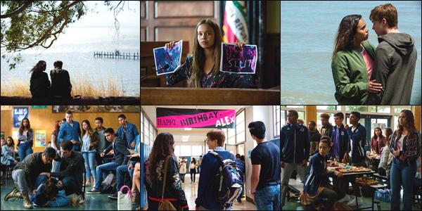 • Découvrez les premières photos promotionnelles de la 2ème saison « 13 Reasons Why » !