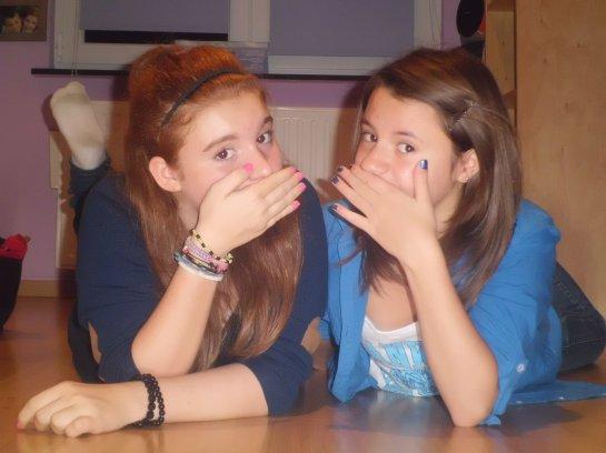Alissia & Elisa <3