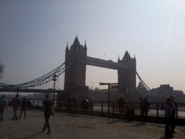 Voyage En Angleterre ! =D