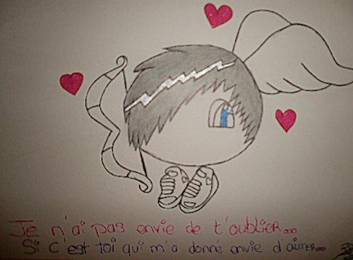 Je Ne Veux Pas T'Oublier... Je T'Aime !
