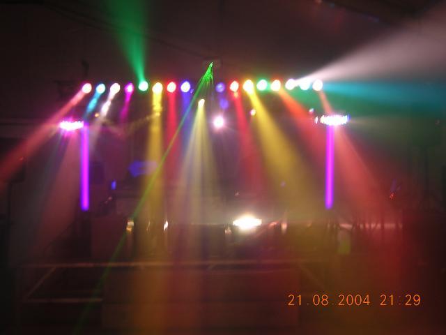 sono laser night