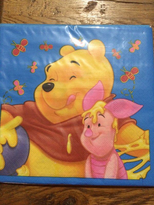 Enfant 7 Winnie L'Ourson Face A et Face B