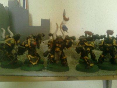 Figurines (Esc Marines du Chaos 2)
