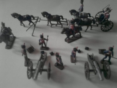 Figurines Napoléon