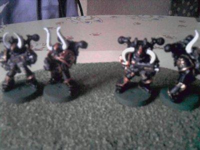 Figurines (Marines de comblage)