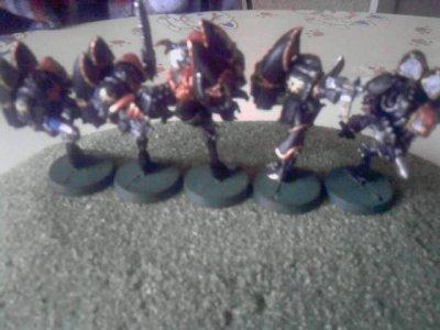 Figurines Rapaces du Chaos(new)