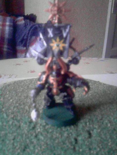 Figurines Seigneur du Chaos(new)