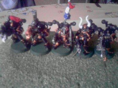 Figurines Havocs du Chaos(new)