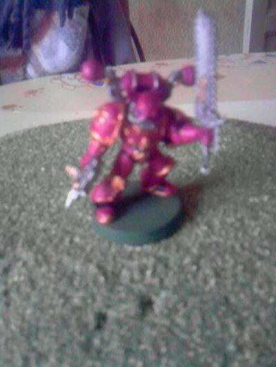 Figurines Emperor Children(new)