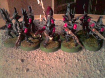 Escouade de Cabalites Eldars Noirs 2