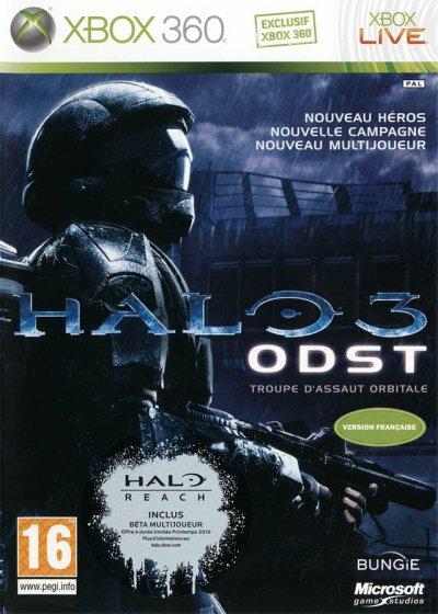 Fiche Jeu Halo 3 ODST