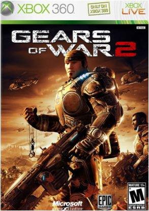 Fiche Jeu Gears of War 2