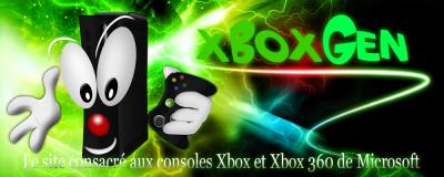 Le site XboxGen