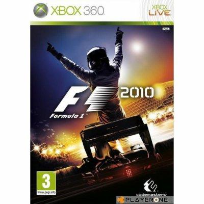 Fiche Jeu F1 2010