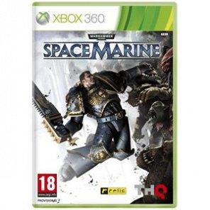 Fiche Jeu WH40K: Space Marine
