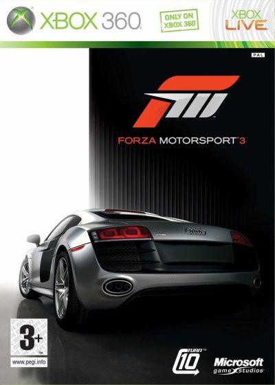 Fiche Jeu Forza Motorsports 3