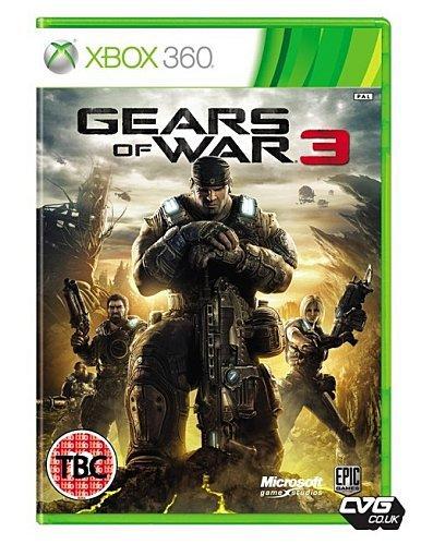 Fiche Jeu Gears of War 3