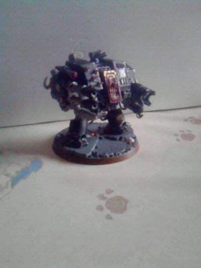 Frère Skortus,Dreadnought du Chaos