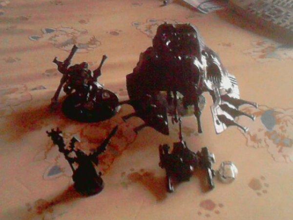 Nouvelle armée: Eldars,renforts.