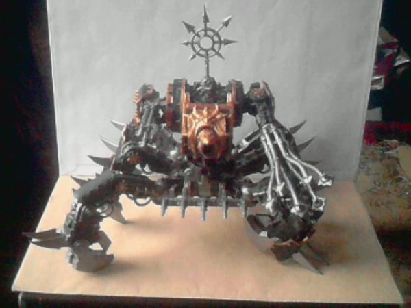 Space Marines du Chaos: Defiler (terminé)